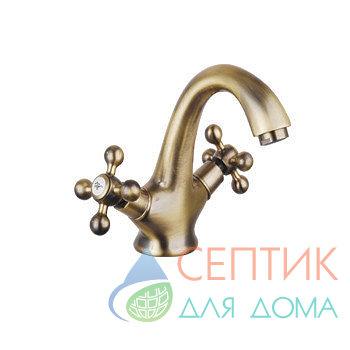 Смеситель для раковины  Бронза EDENY E1505C