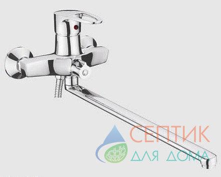 Смеситель для ванны EDENY E5104А