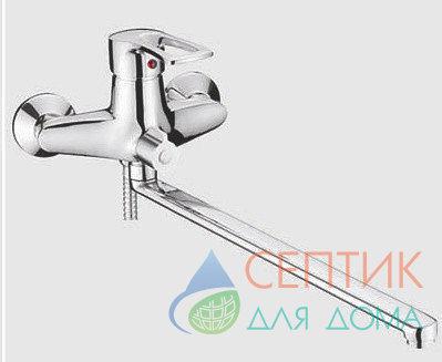 Смеситель для ванны EDENY E5204А