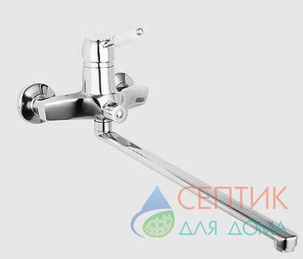Смеситель для ванны  латунный EDENY E1104A