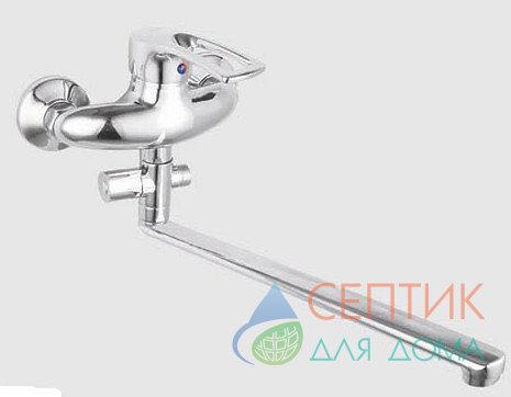 Смеситель для ванны EDENY E5204В