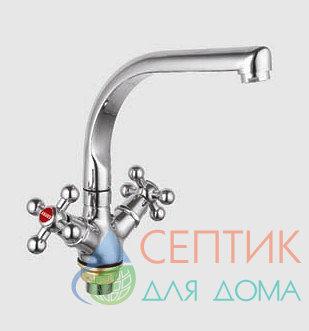 Смеситель для кухни вентильный EDENY E3521А