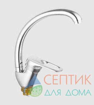 Смеситель для кухни с боковой ручкой.EDENY E2909В