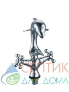 Смеситель для умывальника Дельфин DoKorona DK-4713