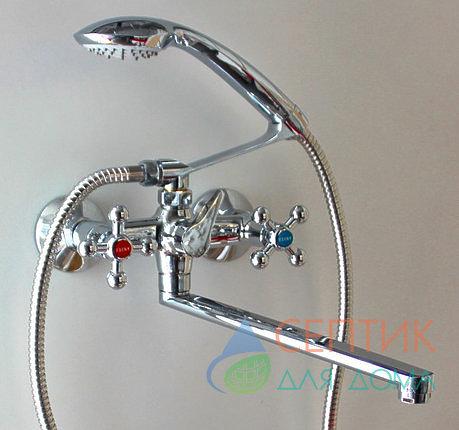 Смеситель для ванны, латунный EDENY  E3116A