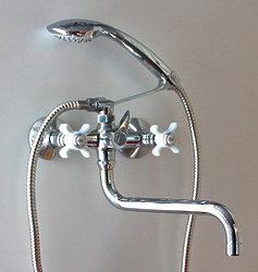 Смеситель для ванны, латунный.EDENY E1707