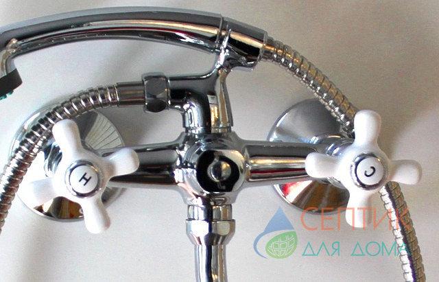 Смеситель для ванны  EDENY E1007