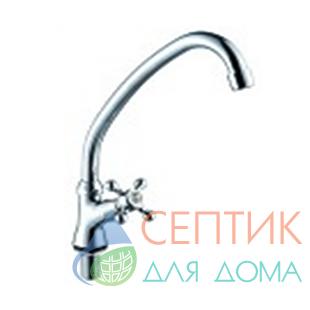 Смеситель на  одну воду моно на гайке DoKorona DK-4207