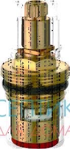Кран букс DoKorona DK-347